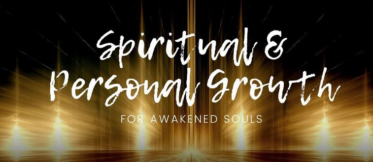 Facebook Group Spiritual &Personal Growth